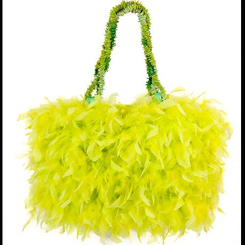 Vibrant Angel of Heaven - MARY Grande Handbag