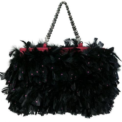 Angel of The Night Sky - MARY Grande Handbag