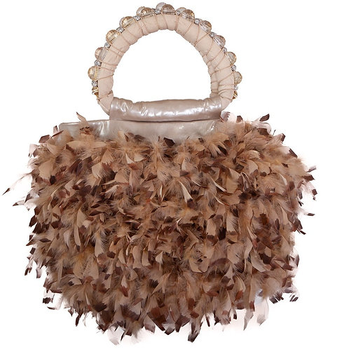 The Earth Angel - MARY Super Leather Handbag