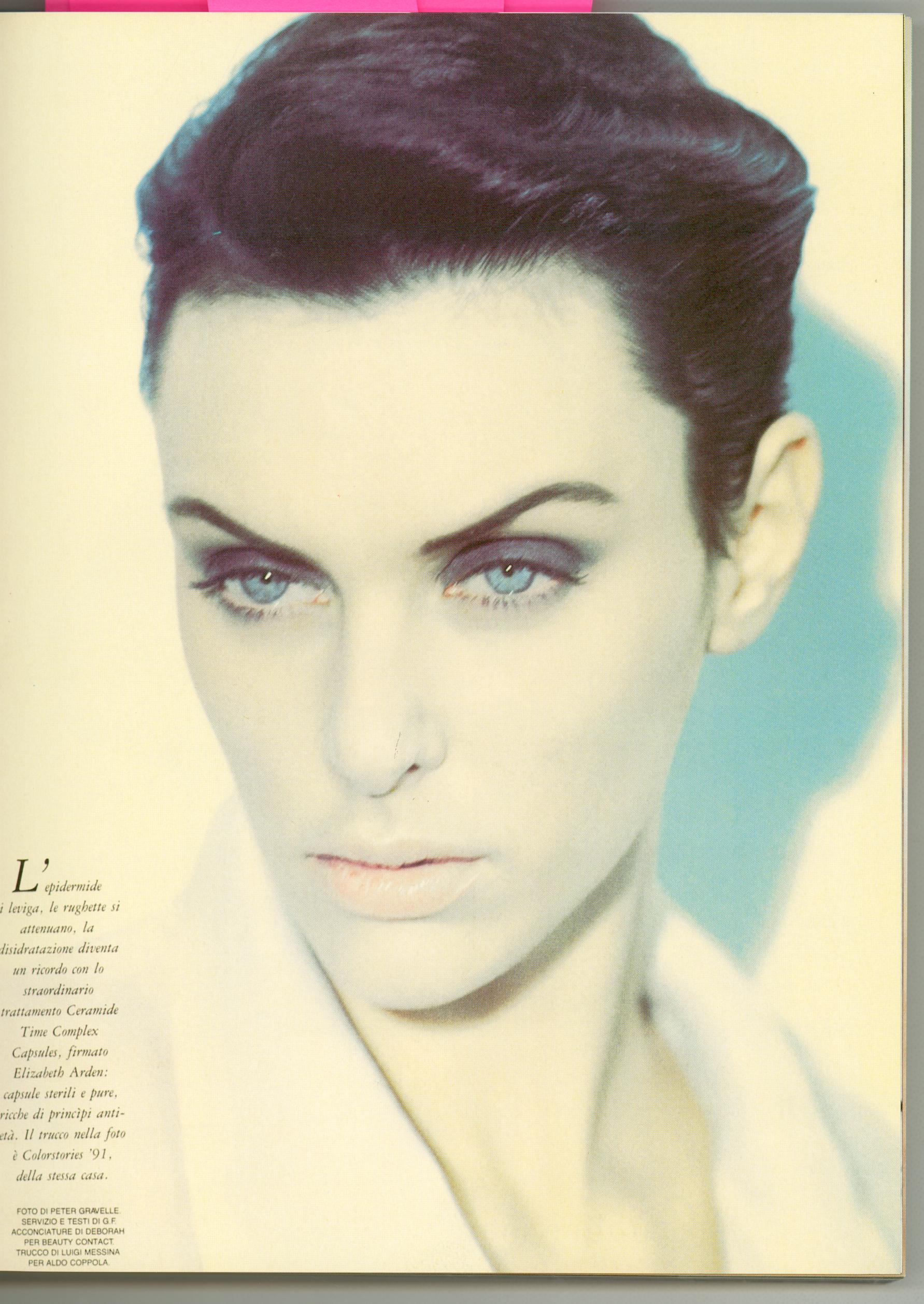 Irene Marie Model