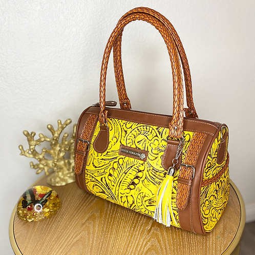 Yellow Sunshine Purse