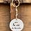 Thumbnail: Porte clef message ecrit