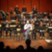 Trombone soloist