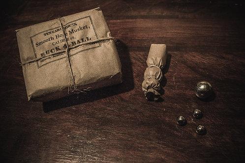 """INERT """"Buck & Ball"""" Cartridges, 10rd Arsenal Pack"""