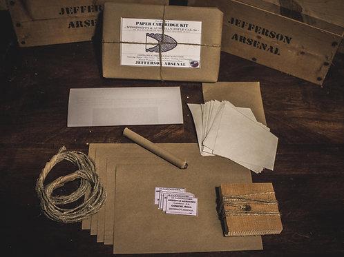"Cartridge Kit, .54cal ""Minié"", 50rds NO PROJECTILES"