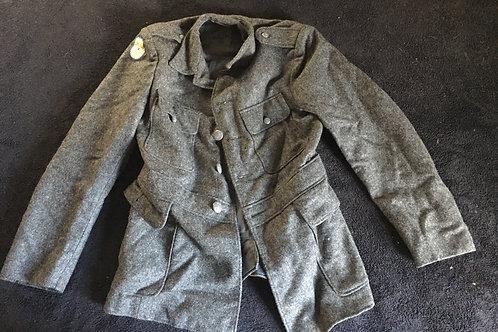 Cold War-era coat, medium