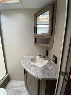 Connect Bathroom Sink