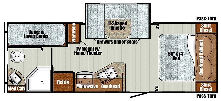 Floorplan 23QBS