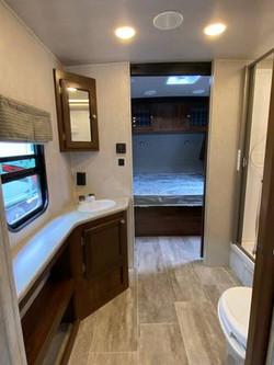 2018 Wilderness Bathroom