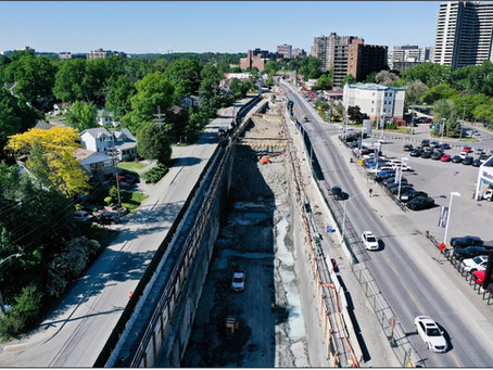 Impacts to Woodpark - LRT Stage 2  Look Ahead