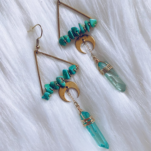 Endless Coastline Earrings