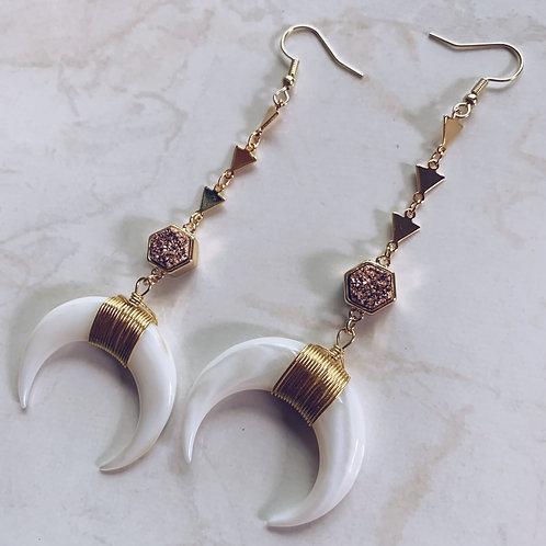Summer Storm Earrings