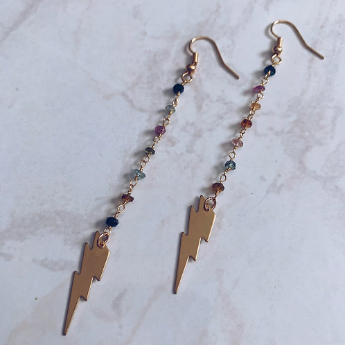 Commotion Earrings