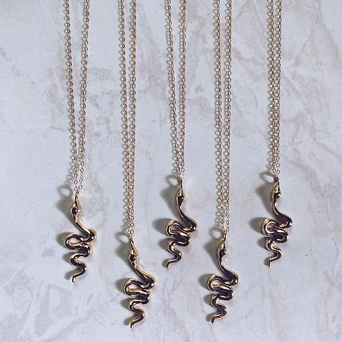 Serpens Necklace