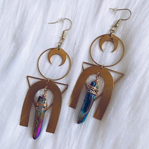Extraterrestrial Earrings