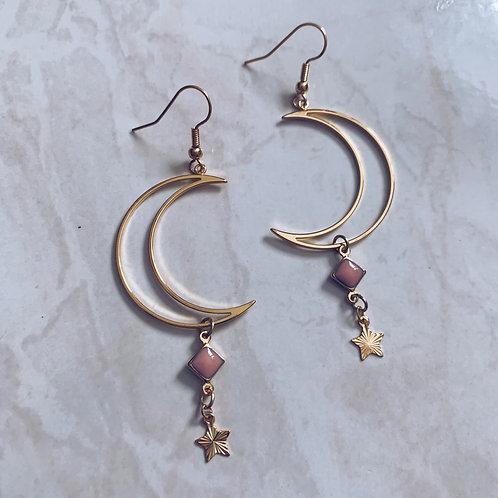 Monroe Moon Earrings