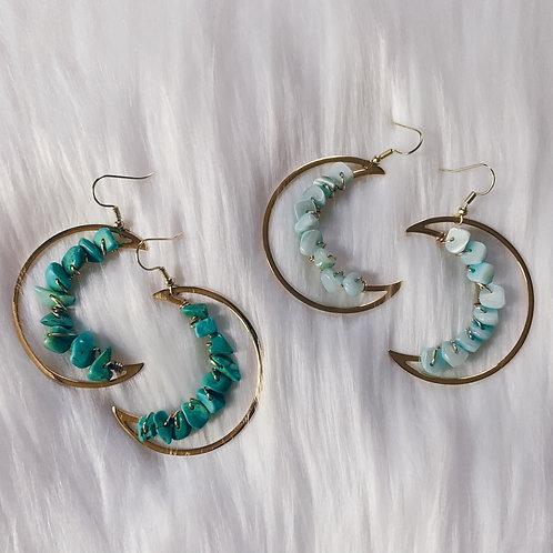Crescent Temptations Earrings