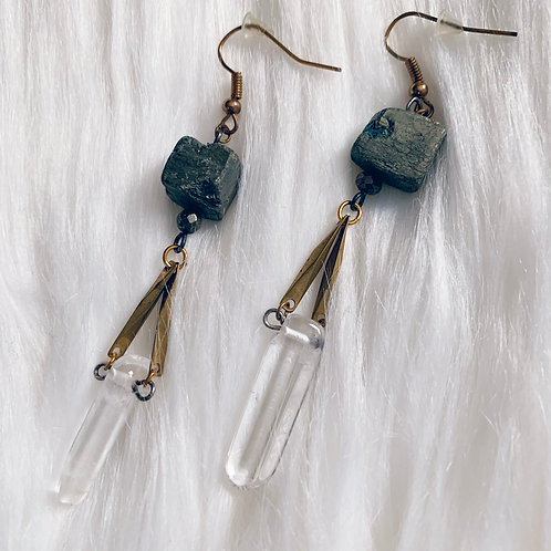 Inner Earth Earrings