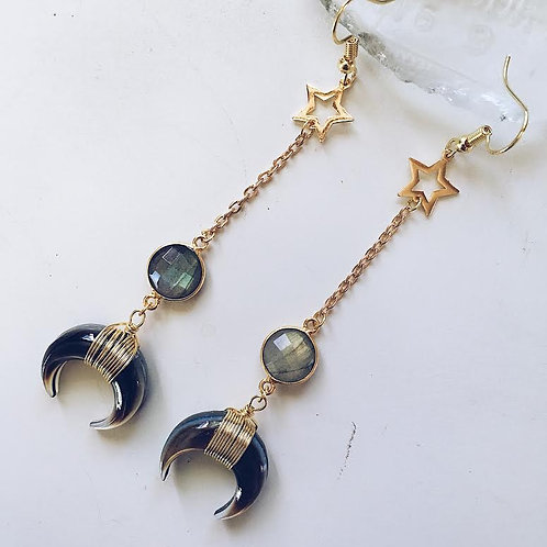 Moon Chaser Earrings