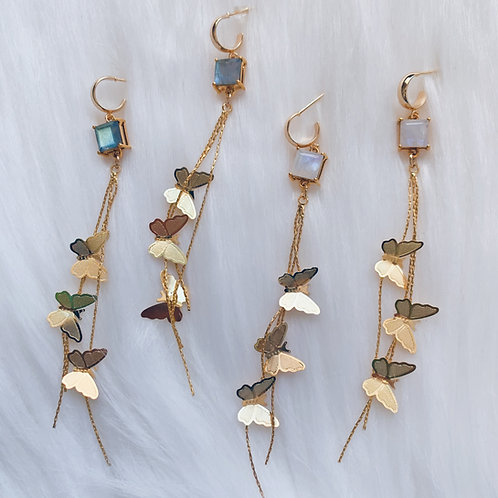 Courage to Fly Earrings