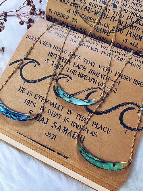 Abalone Ecstasies Necklace