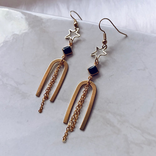Riders on the Storm Earrings