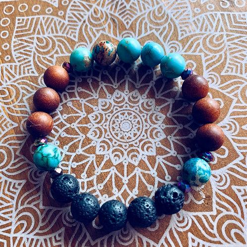 Calm Confidence Diffuser Bracelet