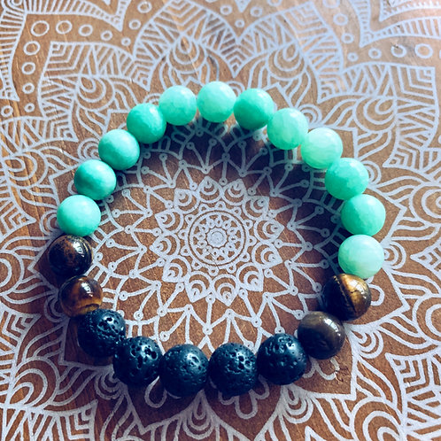 Eye of the Dreamer Diffuser Bracelet