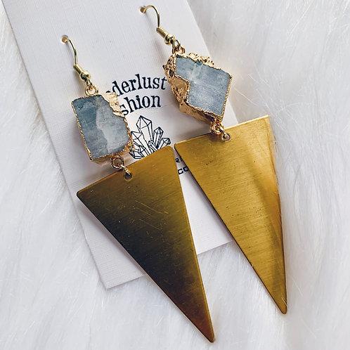 Stella Opal Earrings