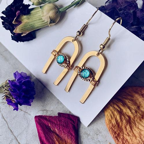 Orbital Trip Earrings