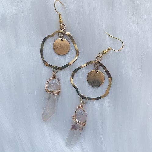Crystal Chaos Earrings