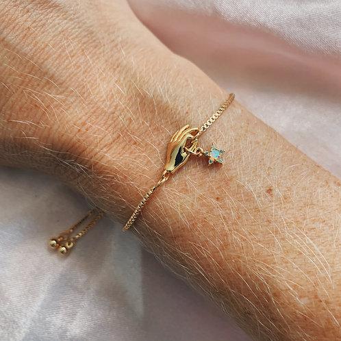 Tonight is Ours Bracelet
