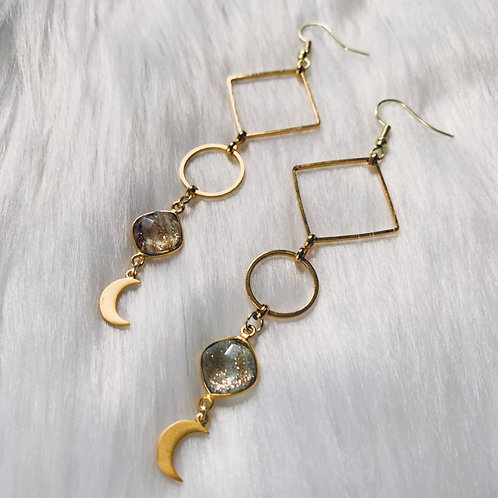 Night Seeker Earrings