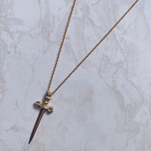 Soaring Sword Necklace