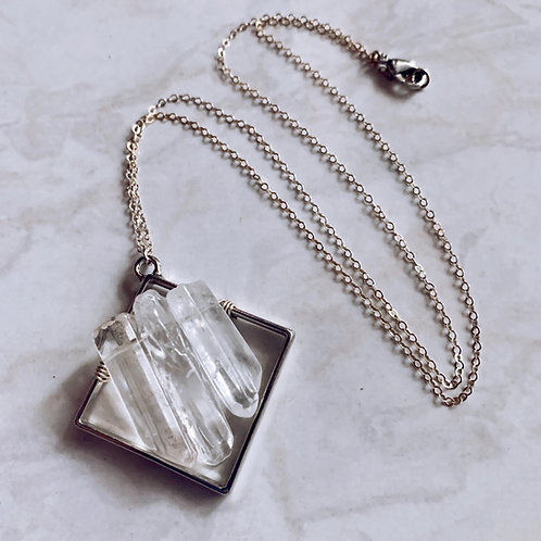 Healing Thoughts Necklace