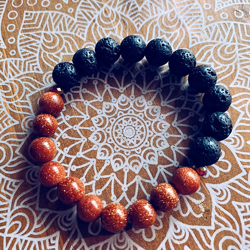 Down to Earth Diffuser Bracelet