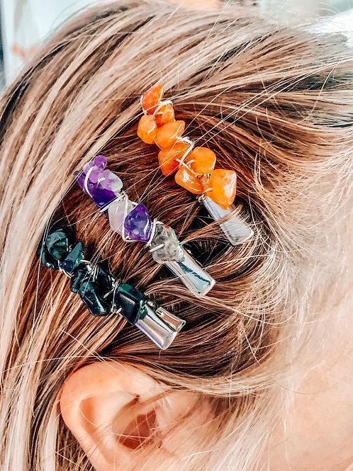 Halloween Hair Clip Set