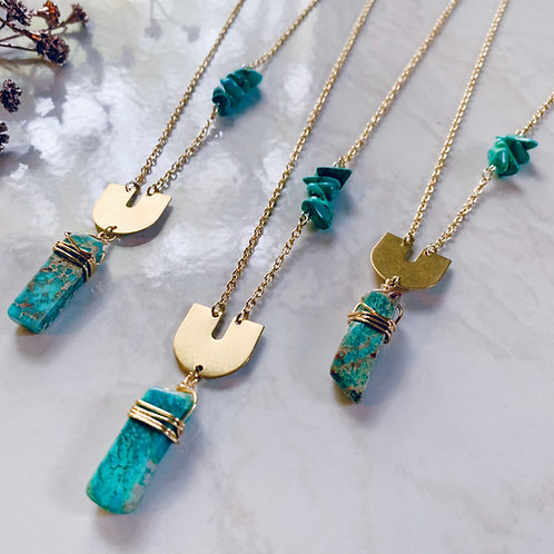 Turquoise Heaven Necklace