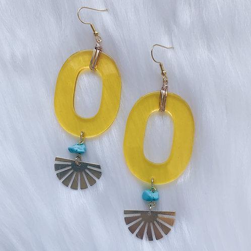 Solar Sunkiss Earrings