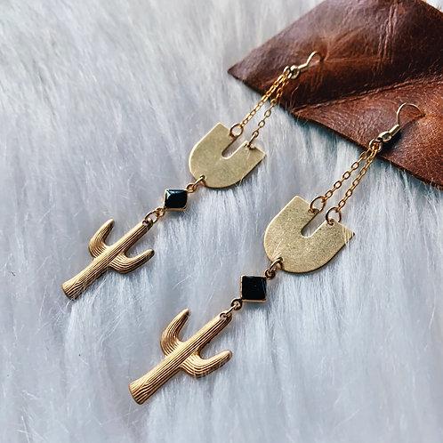 Desert Stories Earrings