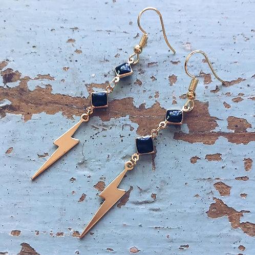 Electric Love Earrings