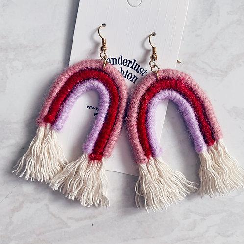 Smitten Rainbow Earrings