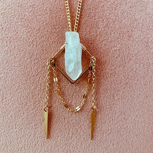 Crystal Horizon Necklace