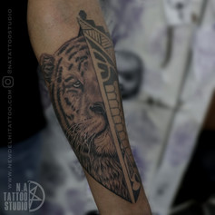 tiger natattoostudio