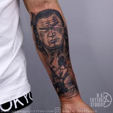shiva tattoo design parvati.jpg