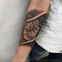 lion tattoo design post