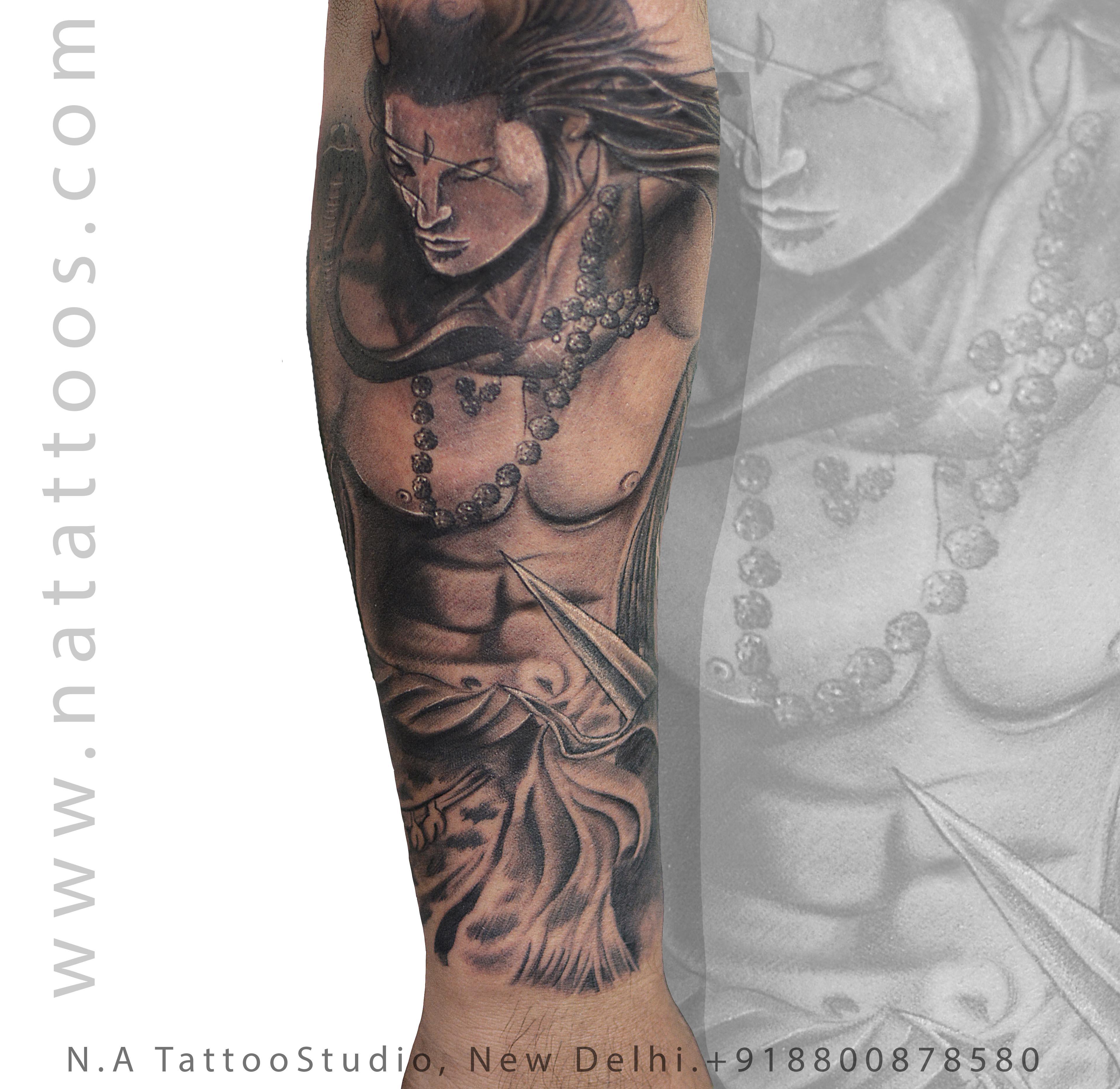 Shiva Forearm