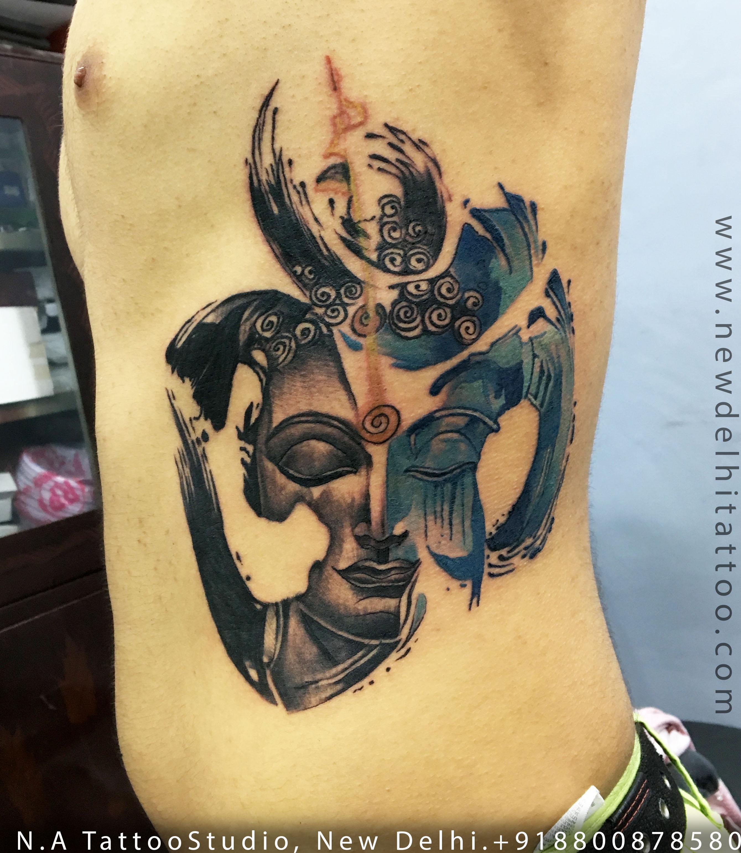 Om Buddha Tattoo natattoo