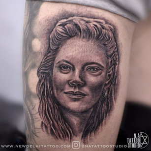 lagretha-vikings-portrait-tattoo