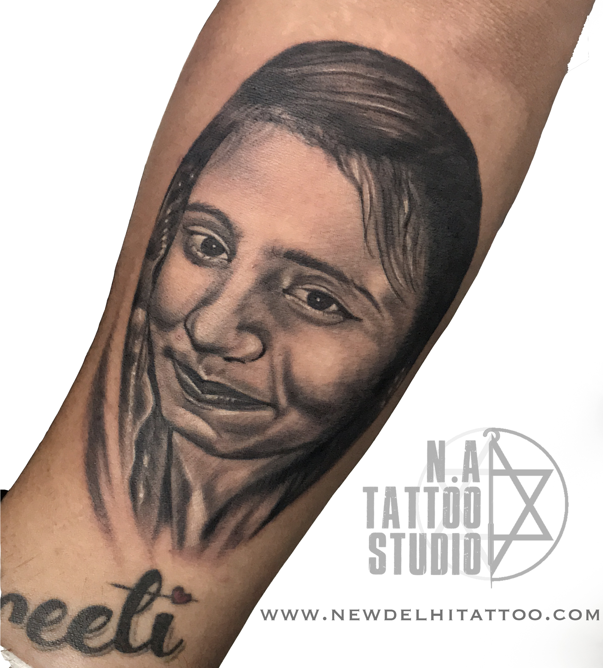 portrait tattoo natattoostudio